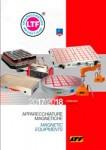 Каталог магнитных приспособлений LTF (Италия)