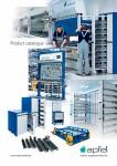 Каталог промышленной мебели Apfel (Германия)