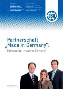 Каталог плашек, резьбофрез и резьбовых калибров Johs. Boss (Германия)
