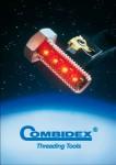 Каталог токарного инструмента с СМП для нарезки резьбы Combidex (Нидерланды)