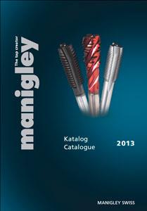 Каталоги метчиков Manigley SA (Швейцария)