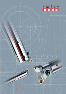 Каталог инструмента для расточки отверстий с СМП Swiss Tool Systems (Швейцария)